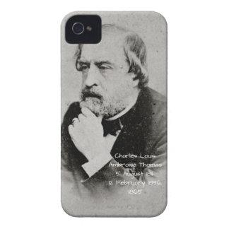 charles Louis Ambroise Thomas 1865 iPhone 4 Case