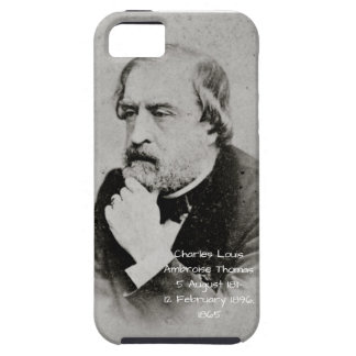 charles Louis Ambroise Thomas 1865 iPhone 5 Cover