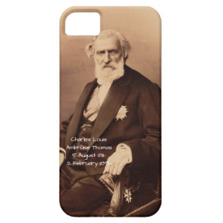 charles Louis Ambroise Thomas iPhone 5 Cover