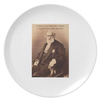 charles Louis Ambroise Thomas Plate