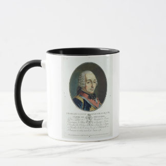 Charles-Louis-Auguste Fouquet (1684-1761) from 'Po Mug