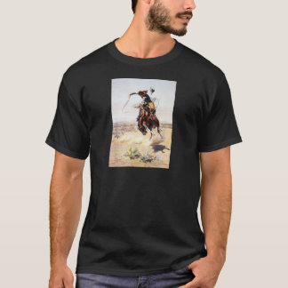 Charles Marion Russell A Bad Hoss T-Shirt