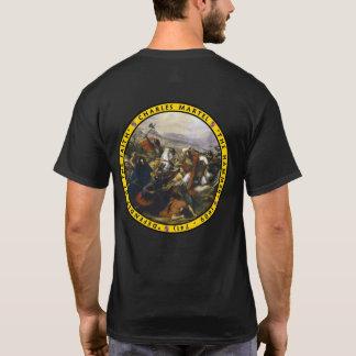 Charles Martel in Battle Seal Shirt