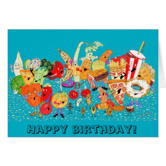 Charles Pals 'Happy B.day' Card