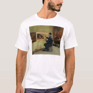 Charles Philippe Gevens, father-in-law of artist T-Shirt