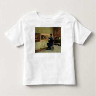 Charles Philippe Gevens, father-in-law of artist Toddler T-shirt