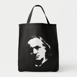 Charles Pierre Baudelaire Tote Bag