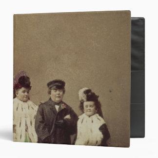 Charles Sherwood Stratton Vinyl Binders