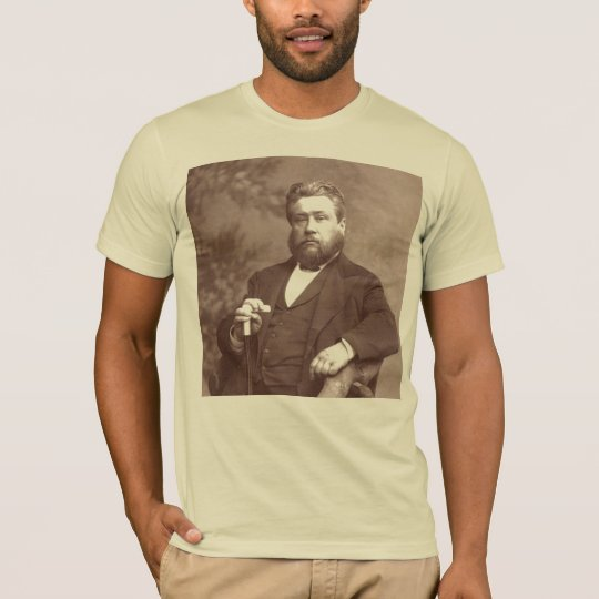 Charles Spurgeon Quote Shirt