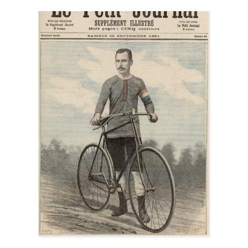 Charles Terront Postcards