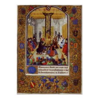 Charles the Bold Poster