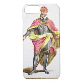 Charles V (1500-58) from 'Receuil des Estampes, re iPhone 7 Case