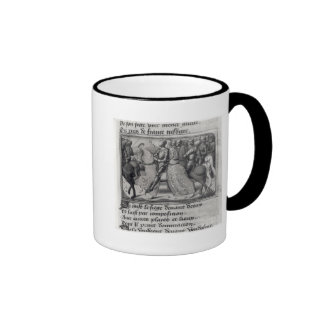 Charles VII  and Joan of Arc at the Siege of Mugs