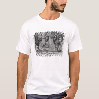 Charles VII  and Joan of Arc at the Siege of T-Shirt