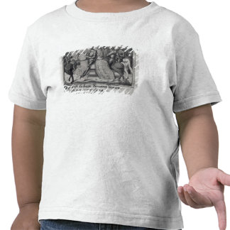 Charles VII  and Joan of Arc at the Siege of T Shirts