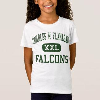 Charles W Flanagan - Falcons - Pembroke Pines T-Shirt