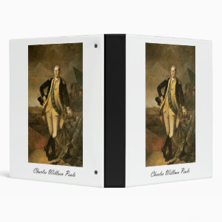 Charles Willson Peale George Washington Binder
