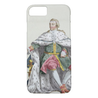 Charles XII (1682-1718) King of Sweden from 'Receu iPhone 7 Case