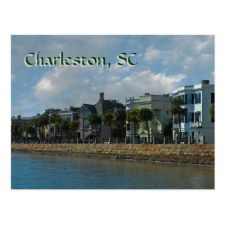 Charleston Battery Post Card