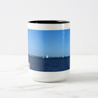 Charleston Battery Two-Tone Coffee Mug