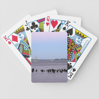Charleston Bay Poker Deck