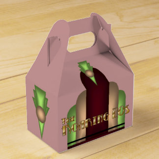 Charleston Favor Box