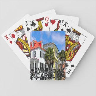 Charleston Playing Cards