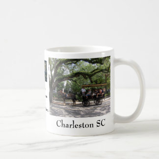 Charleston SC Meeting Street Mug