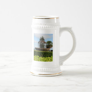 Charleston SC Pineapple Fountain Mug