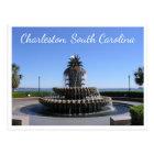 Charleston SC South Carolina, USA Waterfront Park Postcard
