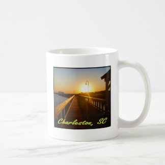 Charleston, SC  Sunset Coffee Mug