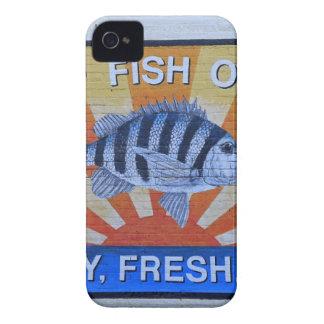 Charleston Seafood iPhone 4 Cover