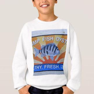 Charleston Seafood Sweatshirt