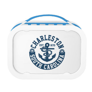 Charleston South Carolina Lunch Box