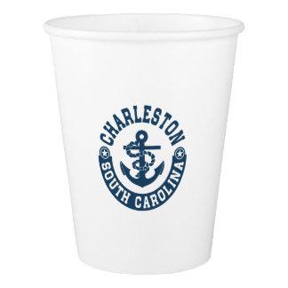 Charleston South Carolina Paper Cup