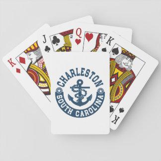 Charleston South Carolina Playing Cards