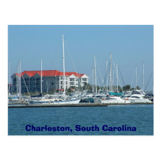 Charleston, South Carolina Postcard