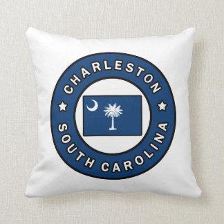 Charleston South Carolina Throw Pillow