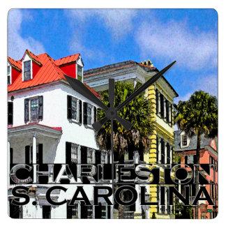 Charleston Square Wall Clock