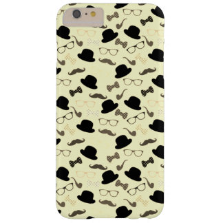 Charlie Chaplin hat and glasses iPhone / iPad case