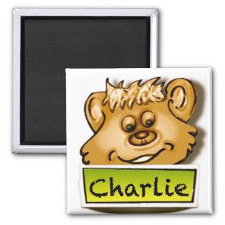 Charlie D. Dog Magnet