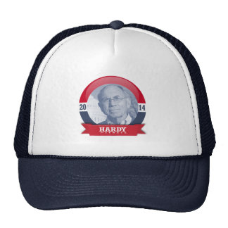CHARLIE HARDY CAMPAIGN HATS