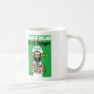CHARLIE HELNO (in French) Coffee Mug