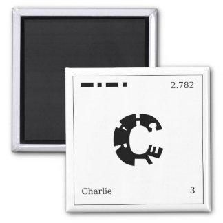 Charlie Magnet