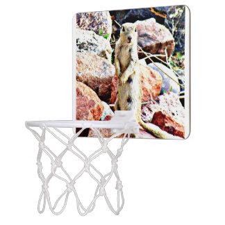 """Charlie"" Mini Basketball Hoop"