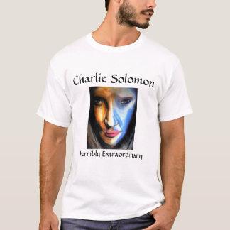 Charlie Solomon, Horribly Extraordinary T-Shirt