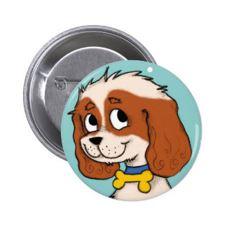 Charlie the Cavalier Pin