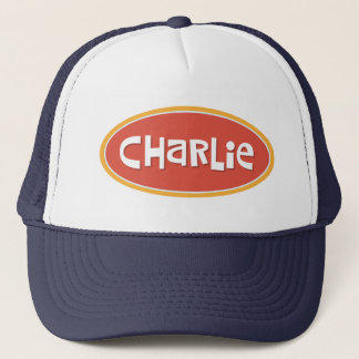 CHARLIE Trucker Hat