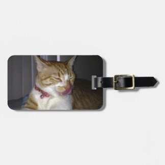 Charlie's items luggage tag