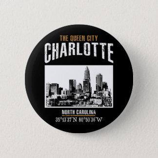 Charlotte 2 Inch Round Button